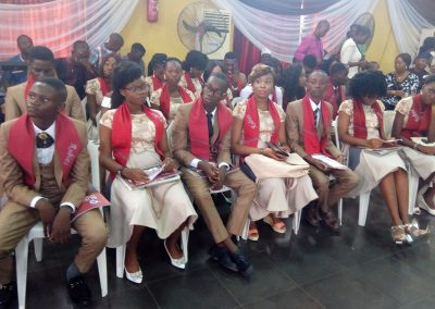 The Exclusive 2018 {Valedictory Sevice}
