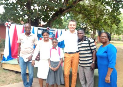 Rubies student emerged champion at Alliance Francaise spelling bee